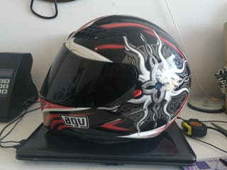 casco AGV XL como nuevo, poco uso