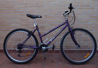 Bicicleta mujer BH 26 pulgadas