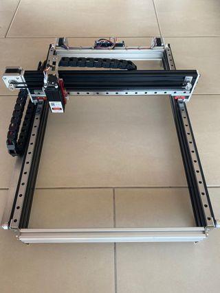 Grabador láser CNC