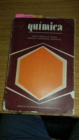 Manual de Orientacion Universitaria: QUIMICA