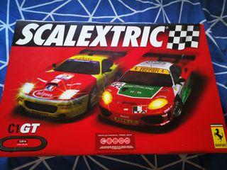 scalextric scx slot pistas circuito