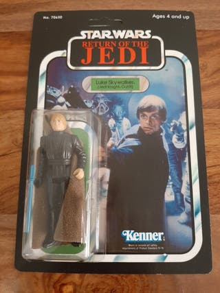 Star Wars Luke skywalker (Jedi Knight) vintage