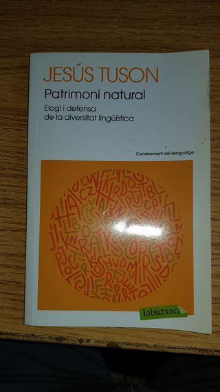 Llibre Patrimoni Natural