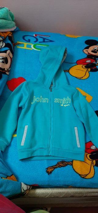 chaqueta chandal john smith 6 años