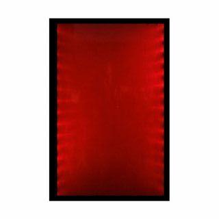 Pizarra LED para colgar de 80x60cm