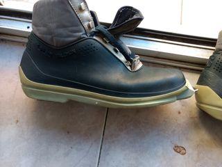 botas para esquiar
