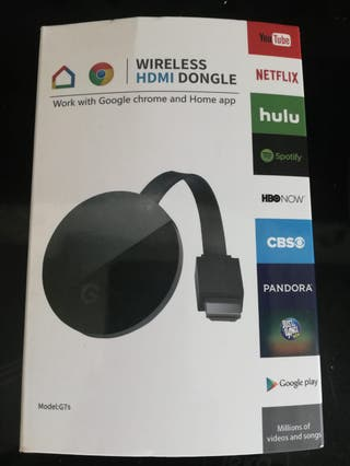 Wireless HDMI Dongle G7s