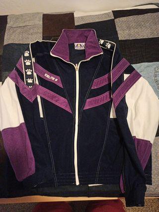 chaqueta chándal Real Madrid XL
