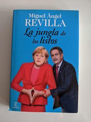 Libro Miguel Ángel Revilla. La jungla de los listo