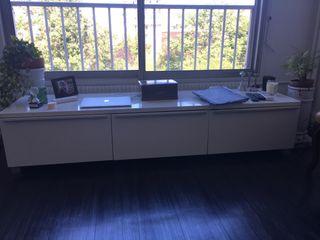 Meuble bas Salon Habitat