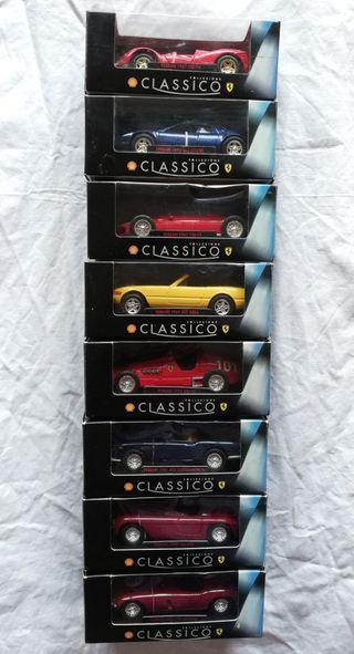 Collezione Classico Ferrari completa
