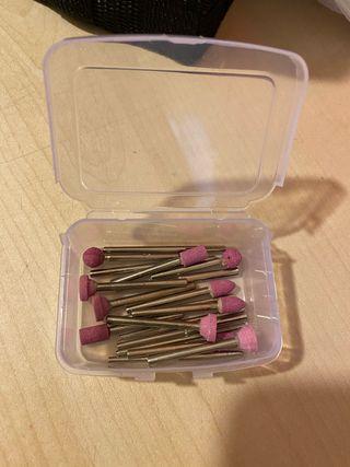 Brocas y repuestos (compatible con lima eléctrica)