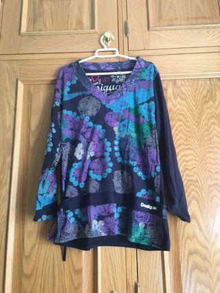 Camiseta Desigual talla XL
