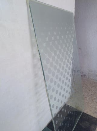 Mamparas divisorias de vidrio laminado
