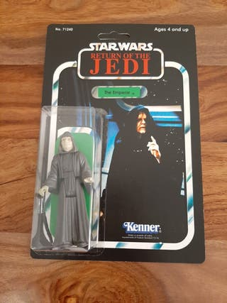 Star Wars The Emperador vintage años 70/80