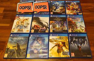 VIDEOJUEGOS PLAYSTATION 4 PS4 PLAY 4
