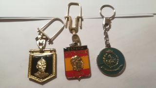 llaveros legion española ejercito