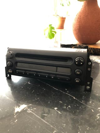 Radio CD coche BMW Mini