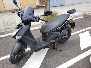 moto 125 Kymco agility
