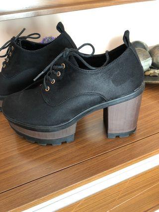 Zapatos botines 37