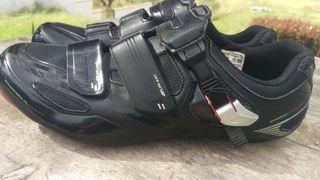 Zapatillas de ciclismo Shimano R107.