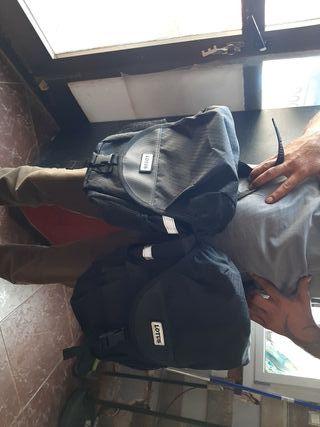 porta equipajes maletas moto
