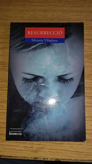Llibre Resurreció de Silvestre Vilaplana