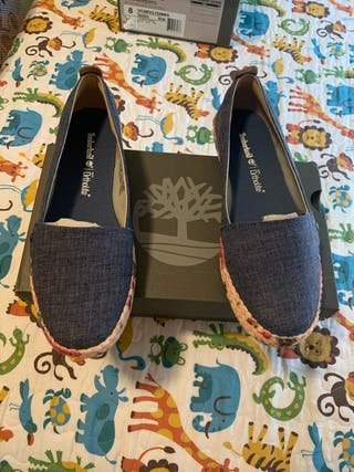 Zapatillas de tela Timberland