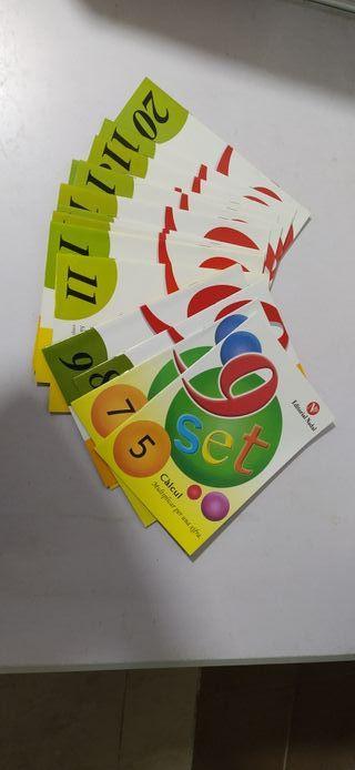Cuadernos de Repaso Matemáticas