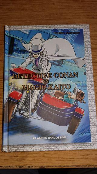 Comic Detective Conan vs Magic Kaito