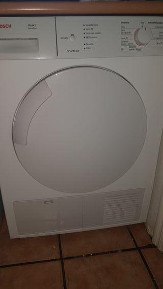 secadora bosch maxx 7 sensitive