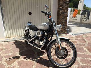 Harley Davidson 1200 custom