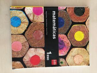 Libro matemáticas sm