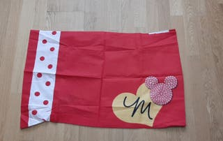 funda almohada minnie