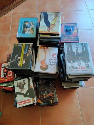 Peliculas en DVD Mas de 50....