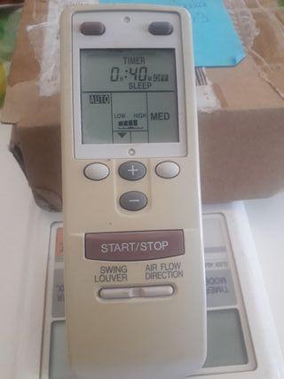 mando de aire acondicionado general