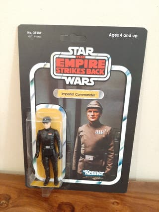 Star Wars Imperial Officer vintage años 70/80