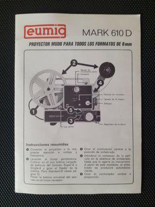 Reproductor de formatos de 8mm