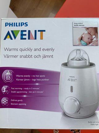 Calienta biberones (nuevo sin usar) Philips Avent