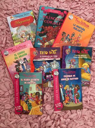 Pack 8 libros infantiles