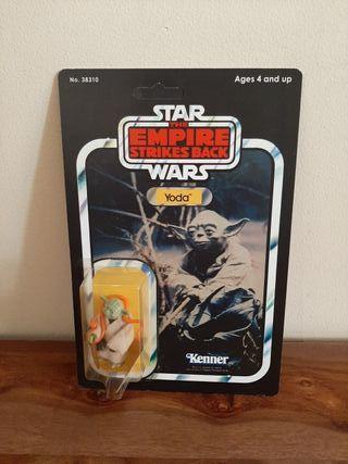 Star Wars Yoda vintage años 70/80