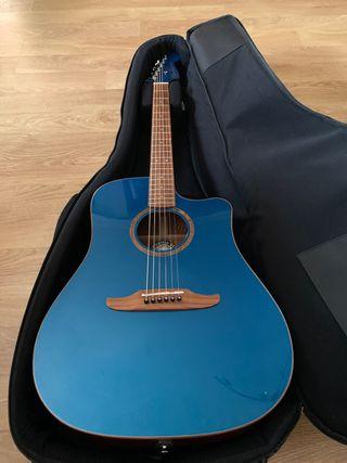 Guitarra ElectroAcústica Fender Classic CST