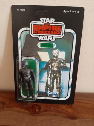 Star Wars Zuckuss vintage años 70/80