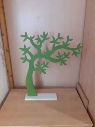 árbol decorativo