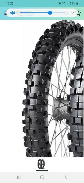 rueda moto dunlop enduro