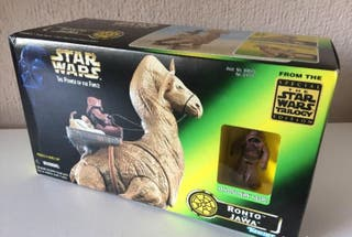 Figura Star Wars - Ronto Jawa - criatura - Hasbro