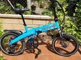 Bicicleta elèctrica plegable Torrot City Surfer