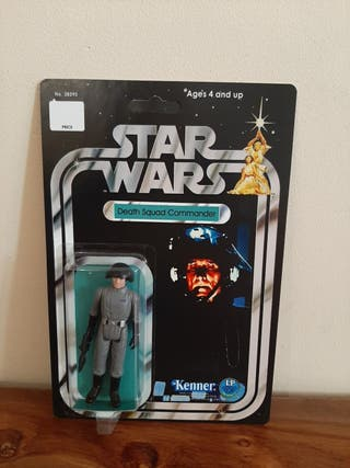 Star Wars Death Squad Commander vintage