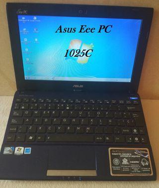 Portátil Asus Eee PC 1025C