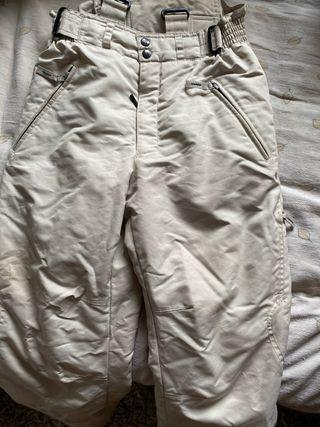 Pantalones esquí niño